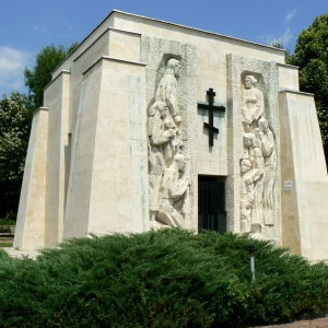 Паметникът-костница на Ботевите четници  в село Скравена, община Ботевград