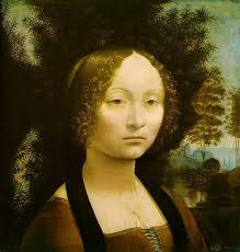 Портрет на Джиневра деи Бенчи, Леонардо да Винчи