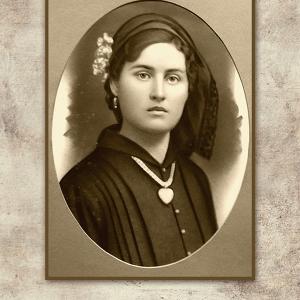 Кръстина Милушева 1929 г.