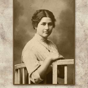 Митра Попова 1913 г.