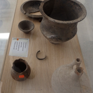 Антични погребални дарове от района на Перущица