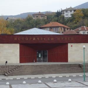 Сградата на музея